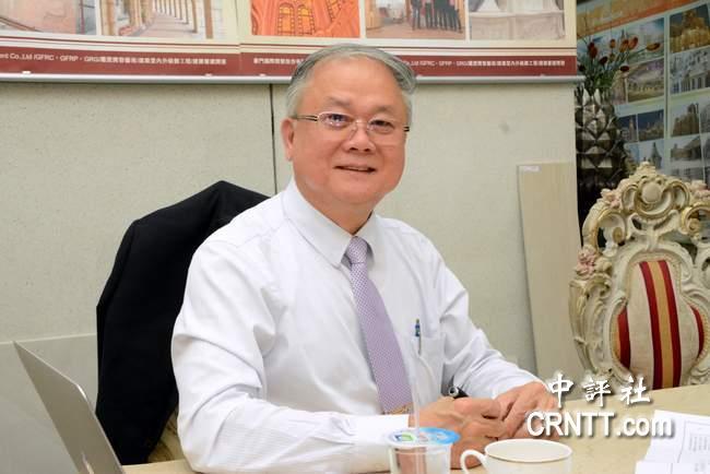 澳門台商協會簡廷在:韓流拚經濟是台灣契機