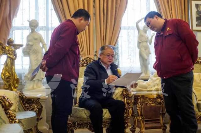 青春給了澳門 承建酒店雕塑的台灣人